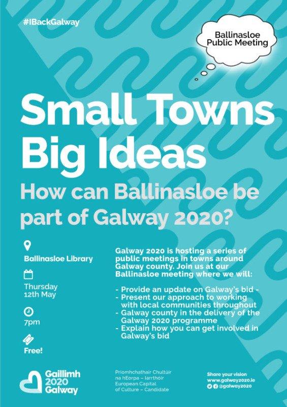 06-Ballinasloe-Small-Towns-Poster