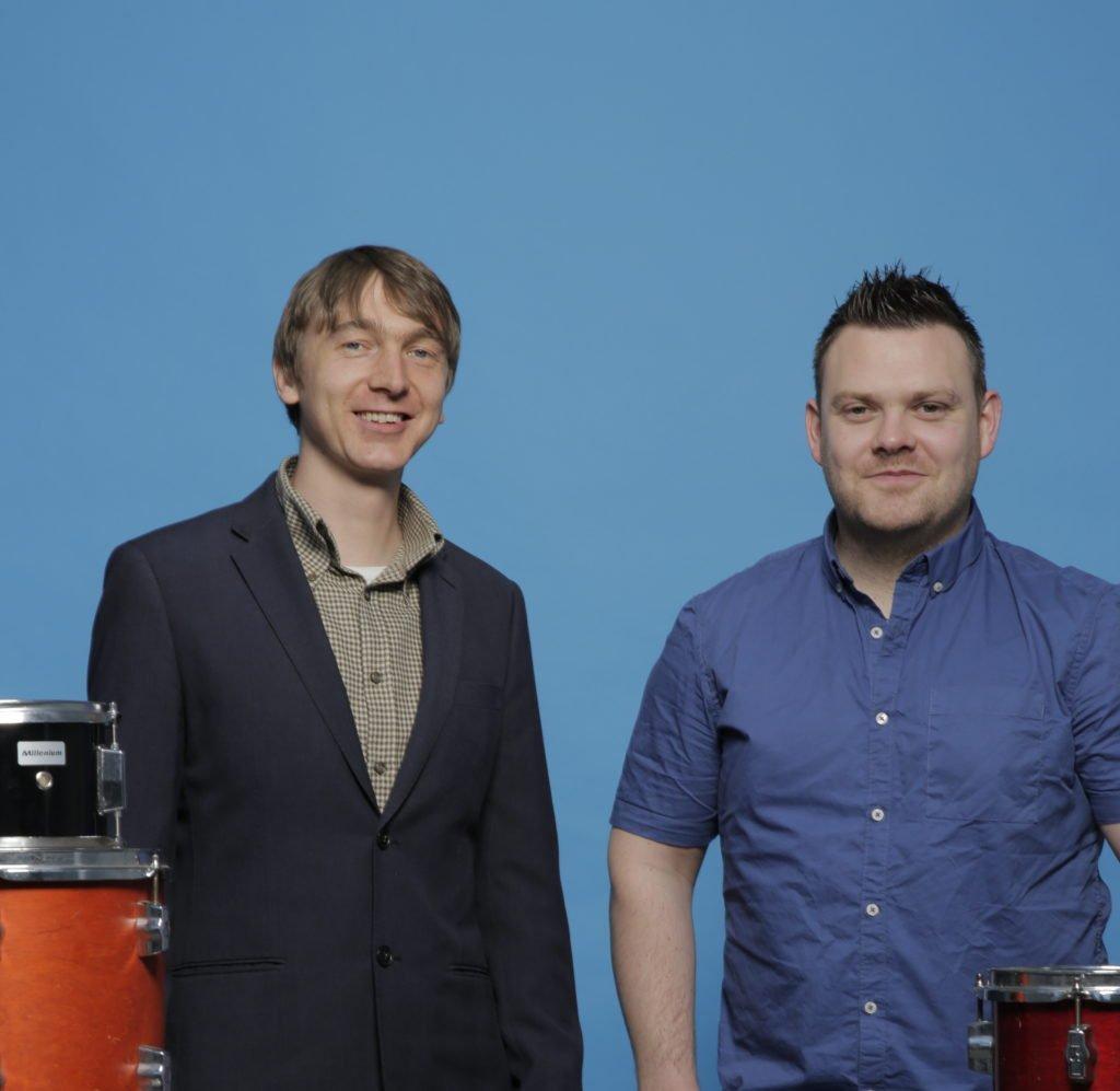 Musicians - Iarla Fox & Martin Sheanon
