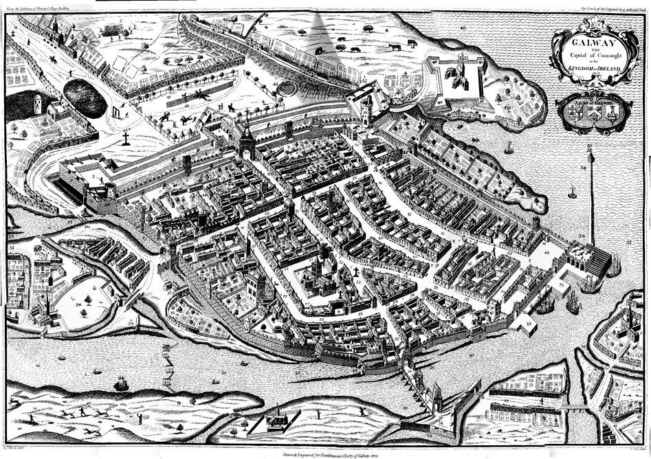Medieval Galway