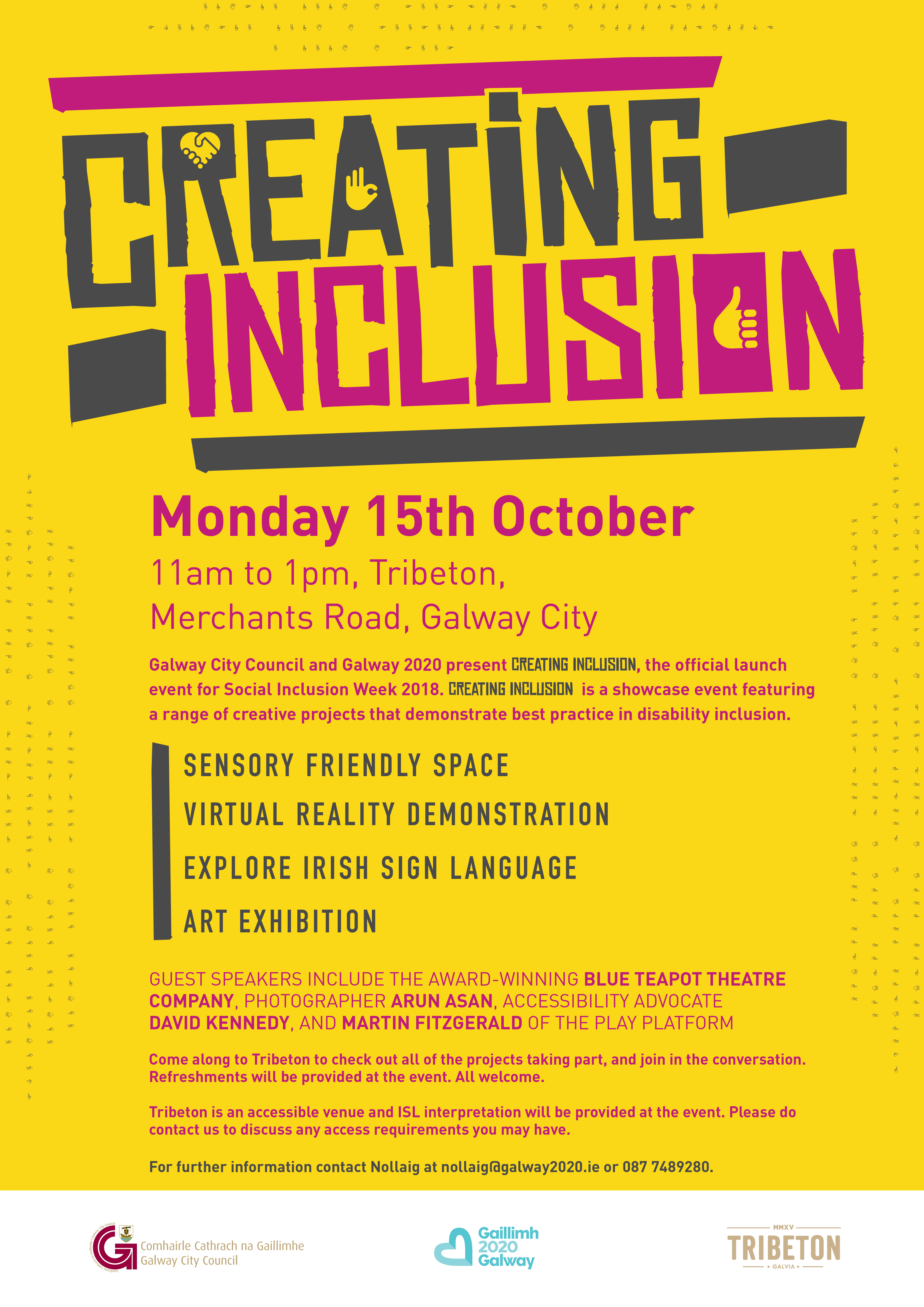 Creating Inclusion