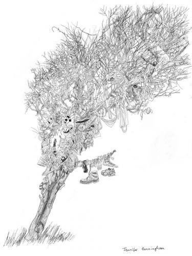 Clootie Tree